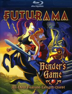 Futurama: Bender's Game [Widescreen]