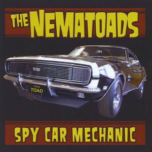 Spy Car Mechanic