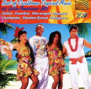 Best of Caribbean Tropical Music /  Various