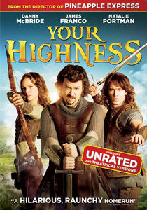 Your Highness [Widescreen] [O-Sleeve]
