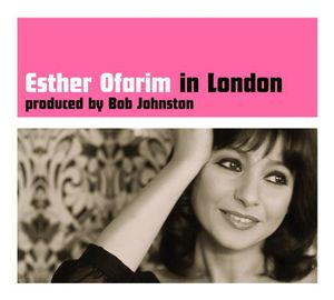 Esther Ofarim in London