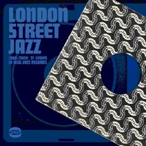 London Street Jazz 1988-2009 /  Various [Import]