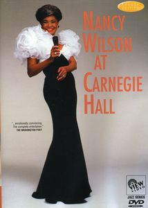 Wilson, Nancy: Carnegie Hall