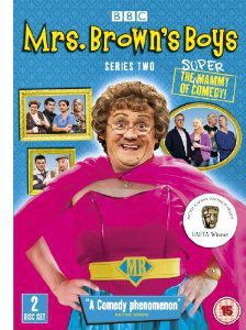Mrs Brown's Boys: Series 2 [Import]