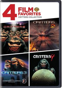 4 Film Favorites: Critters 1-4 Collection