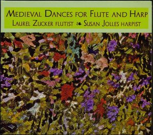 Medieval Dances for Flute & Harp