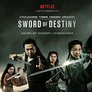 Crouching Tiger - Hidden Dragon - Sword (Original Soundtrack)
