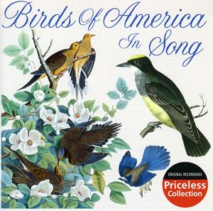 Birds of America in Song /  Various