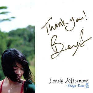 Khoo, Bevlyn : Lonely Afternoon