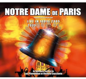 Notre-Dame de Paris Live in Seoul 2005 /  Various [Import]