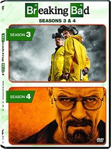 Breaking Bad: Season 3 /  Breaking Bad: Season 4