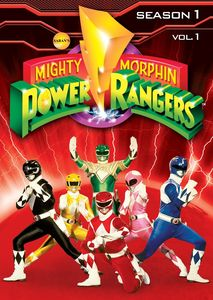 Mighty Morphin Power Rangers: Season One, Volume One