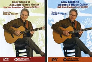 Easy Steps to Acoustic 1 & Essentials of 2