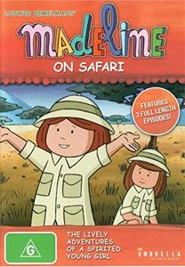 Madeline on Safari