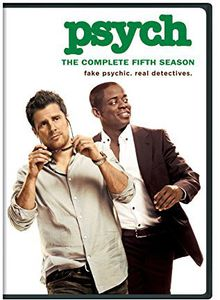 Psych: The Complete Fifth Season