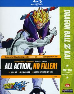 Dragon Ball Z Kai: Season One Part Five