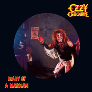 Diary Of A Madman [Picture Disc] [Remastered]