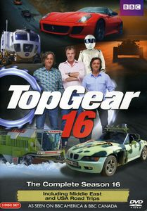 Top Gear 16: The Complete Season 16