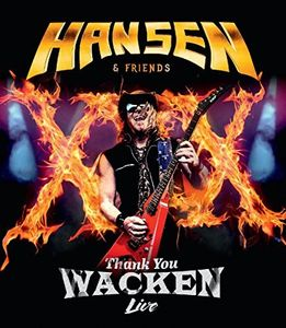 Thank You Wacken [Import]