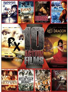 10-Film Action Pack Vol 9