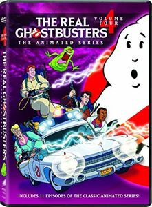 The Real Ghostbusters, Vol. 4