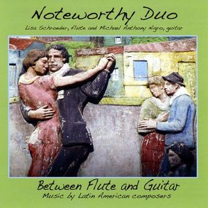 Between Flute & Guitar