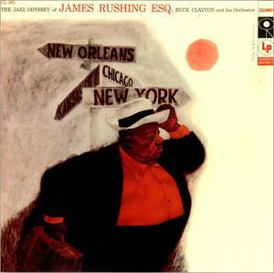 Jazz Odyssey of James Rushing Esq