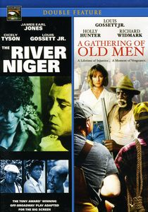River Niger & a Gathering of Old Men