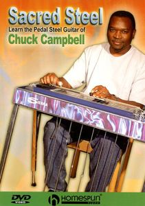 Sacred Steel: Learn the Pedal Steel Guitar