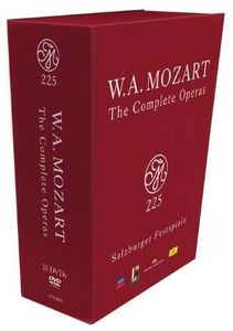 W.A. Mozart: The Complete Operas
