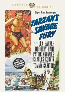 Tarzans Savage Fury