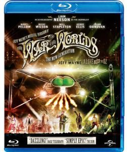 Jeff Wayne's Musical Version of the War of the Wor