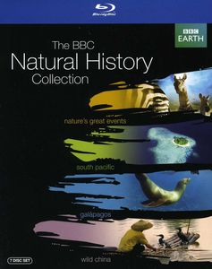 BBC Natural History Collection: UK Box Set
