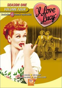 I Love Lucy: Season 1, Vol. 4 [TV Show]