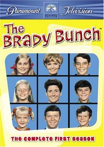 The Brady Bunch: The Complete First Season [2 Discs] [Full Screen] [TVShow]