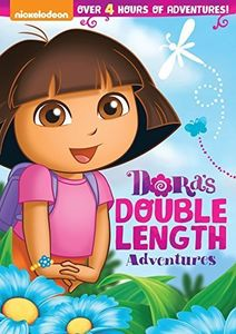 Dora the Explorer: Dora's Double Length Adventures