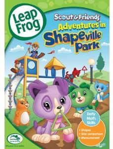 Leap Frog: Scout & Friends: Adventures in Shapeville Park