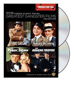 TCM Greatest Ganster Films Collection: Prohibition Era