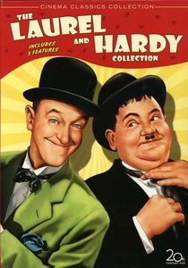 The Laurel and Hardy Collection: Volume One