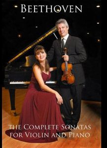 Complete Sonatas for Violin & Piano