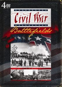 Civil War Battlefields [4 Discs]