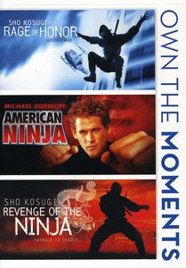 Rage of Honor /  American Ninja /  Revenge of Ninja