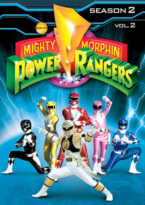 Mighty Morphin Power Rangers: Season 2 Volume 2