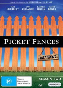 Picket Fences-Season 2 [Import]
