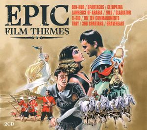 Epic Film Themes (Original Soundtrack) [Import]