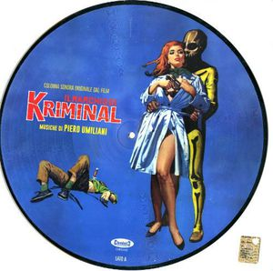 Il Marchio Di Kriminal (Original Soundtrack) [Import]