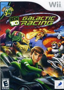 Ben 10: Galatic Racing for Nintendo Wii