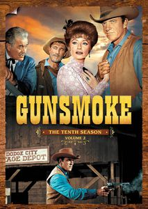 Gunsmoke: The Tenth Season Volume 2