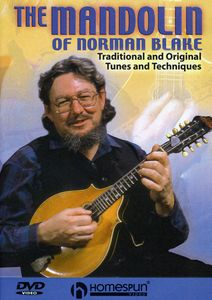 The Mandolin Of Norman Blake [Instructional]