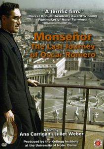Monsenor: The Last Journey of Oscar Romero